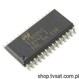 [10szt] ST8004CDR Card Interface SMD-SO28L STM