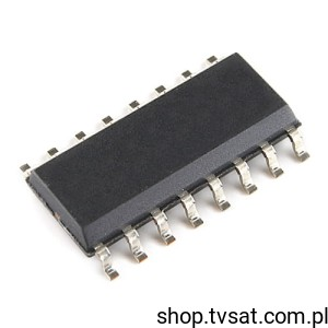 [1szt] IC AM Receiver TDA1072AT SMD-SO16 PHILIPS