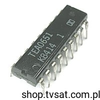 [1szt] IC DOLBY B/C TEA0651 DIP18 PHILIPS