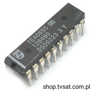 [4szt] IC DOLBY B TEA0655 DIP20 PHILIPS