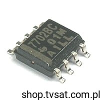 [1szt] IC Supervisor 2.53V TL7702BCD SMD-SO8 TEXAS