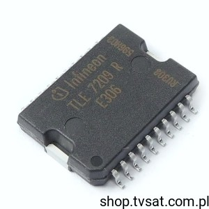[1szt] IC Motor Driver 7A TLE7209R SMD-POWER-SO20 INFINEON