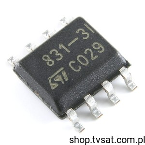 [10szt] IC Supervisor 2.71V TS831-3I SMD-SO8 STM