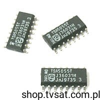 [3szt] TSA5055T 2.65GHz PLL Syntyesizer SMD-SO16 PHILIPS