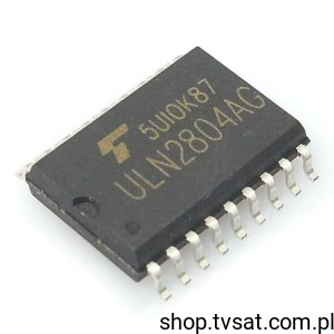 [10szt] IC Driver ULN2804AG SMD-SO18L TOSHIBA