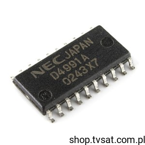 [3szt] UPD4991AGS-E2 4 Bit Real Time Clock SMD-SO20L NEC
