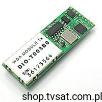 [1szt] 2.4GHz Wireless moduł DIO-T003B0