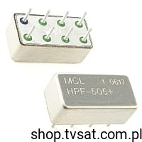 [1szt] Double Balanced Mixer 1-500MHz HPF505+ THT MINI-CIRCUITS