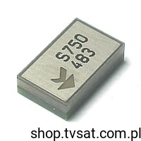[1pc] IC Mikro Mikrofon SPM0204LE5 SMD-LLP5 KNOWLES