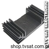 [1szt] Radiator 60.5x16.2x32.2 1.25GY-50 (436-402) TO126/TO220 AAVID THERMALLOY