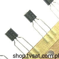 [10szt] Tranzystor PNP 35V 200mA ON4061 TO92 PHILIPS