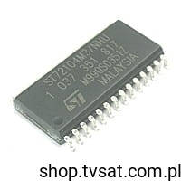 [2pcs] IC uPC + FLASH ST72104M3/NHU SMD-SO28L STM