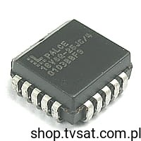 [10szt] PALCE16V8Q-25JC/4 PLD 8-In ICs SMD-PLCC20 LATTICE