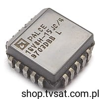 [10szt] PALCE16V8H-15JC4 PLD 8-In ICs SMD-PLCC20 AMD USED