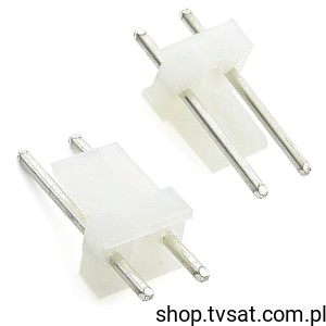 [100szt] 10085021 Connector 2 Pin Power SIL2 MOLEX