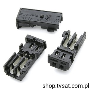 [5szt] Złącze 2-Pin/2.5 Automotive 1241181-1 AMP