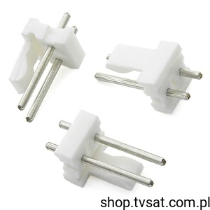 [200szt] 640388-2 Power Connector 2 Pin TYCO