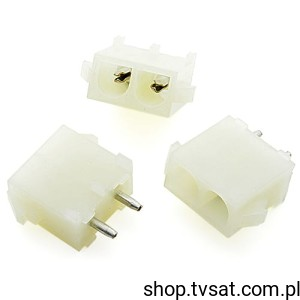 [100szt] 350428-1 Power Connector 2 Pins AMP
