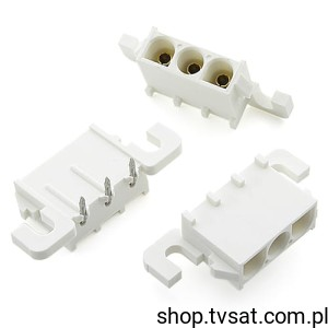 [10szt] 643228-2 Power Connector 3 Pins AMP