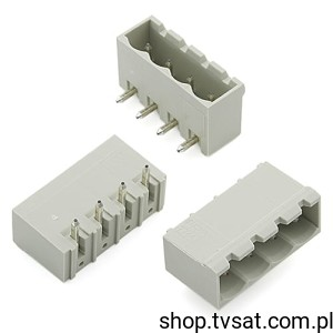 [20szt] 1546109-4 Connector 4 Pin Horizont TYCO