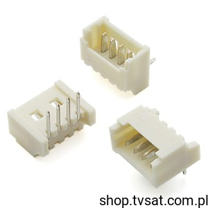 [100szt] 53048-0410 Connector 4 Pin Angle SIL4 MOLEX
