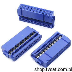 [10szt] 66900-020 Socket 2 x 10 Pin to Wire R 2.54 DUPONT