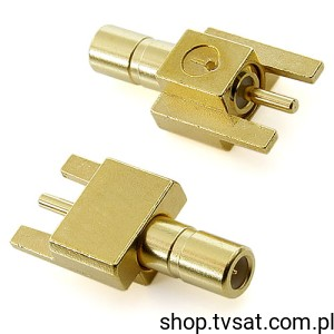 [50pcs] Złącze SSMB 50 Ohm 2278.31.1610.003 PCB-MOUNT IMS CONNECTOR SYSTEMS