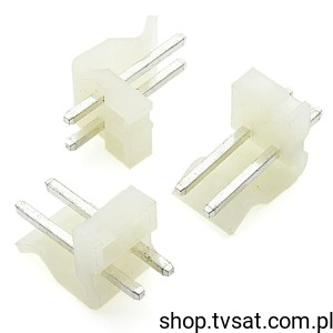 [188szt] 2-PIN-BLOCK 2Pin Connector Power LEOCO
