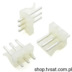 [100szt] 3-PIN-BLOCK Power Connector 3 Pin LEOCO