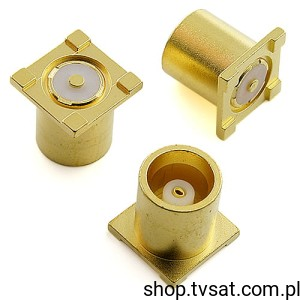 [20szt] 966851-1 Coaxial HF Connector SMD AMP