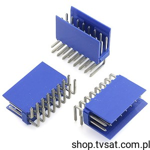 [10szt] 281742-8 Connector 2x8 Pin DIL16TH AMP