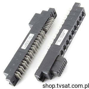 [1szt] 6646608-1 Socket Power 9 Pin + Driving THT TYCO
