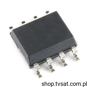 [10szt] IC EEPROM 1K -40/+125'C ST93C46A3 SMD-SO8 STM