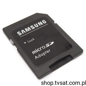 [10szt] ADAPTER-MICRO-SD-SDHC Socket to Micro SD SAMSUNG