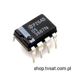 [10szt] DS3687N Relay Driver DIP8 NSC