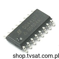 [1szt] IC Quad Switch DG441DY SMD-SO16 SILICONIX