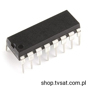 [1pc] IC RS232 MC145406P DIP16 MOTOROLA