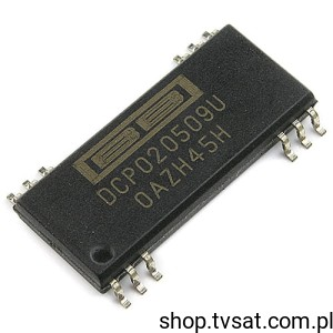 [1szt] IC DC-DC 5W 2W DCP020509U SMD-SO12 BURR BROWN