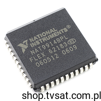 [1szt] IC Controller NAT9914BPL SMD-PLCC44 NATIONAL