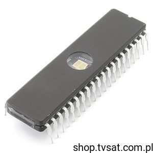 [4szt] IC EPROM UV 1M TMS27C210A-15JL [CLEAN] DIP40CW TEXAS