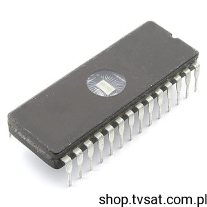 [4szt] IC EPROM UV AM2764DC [CLEAN] DIP28CW AMD